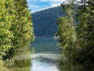 Walchensee, Bayern, Deutschland