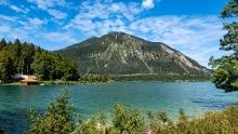 Walchensee, Bayern, Deutschland / Herzogstand