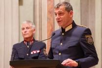 Helmut Tomac - Landespolizeidirektor von Tirol