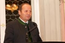 Josef Geisler - Landeshauptmann-Stellvertreter, Land Tirol