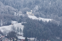 Romedikirchl, Romediuskirche, Thaur, Tirol, Austria