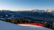 Patscherkofel, Innsbruck, Tirol, Austria / Nordkette, Inntal