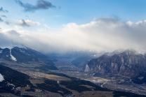 Innsbruck, Tirol, Austria / Inntal