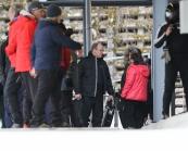 Fürst Albert II. von Monco / Skeleton Europapokal der Senioren / Innsbruck-Igls