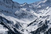 Längental, Kühtai, Tirol, Austria