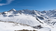 Gaiskogel, Kühtai, Tirol, Austria