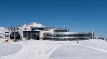 Stubaier Gletscher, Stubaital, Tirol, Austria