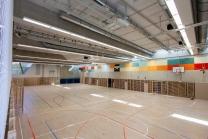 Schulcampus der NMS, Ski Mittelschule Neustift im  Stubaital, Tirol