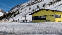 Gaiskogel Schlepplift / Kühtai, Tirol, Austria