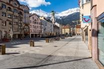 Maria-Theresien-Straße, Innsbruck, Tirol, Austria