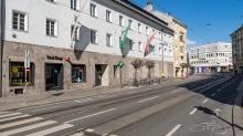 Burggraben, Innsbruck, Tirol, Austria