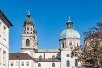 Jesuitenkirche, Innsbruck, Tirol, Austria