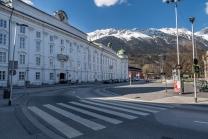 Hofburg, Rennweg, Innsbruck, Tirol, Austria