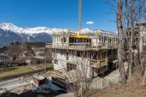 Baustelle / Igls, Innsbruck, Tirol, Austria