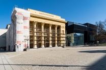 Tiroler Landestheater Innsbruck, Tirol, Austria