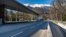 Congress Innsbruck, Rennweg, Tirol, Austria