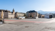 Marktplatz / Innsbruck, Tirol, Austria