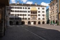 Goldenes Dachl, Altstadt, Innsbruck, Tirol, Austria