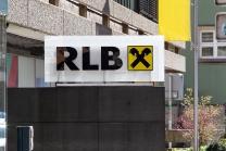 Zentrale RLB, Raiffeisen-Landesbank Tirol in Innsbruck, Austria