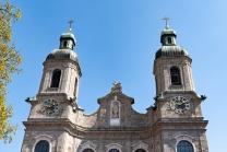 Dom zu St. Jakob in Innsbruck, Tirol, Austria