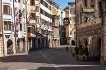 Altstadt Innsbruck, Tirol, Austria