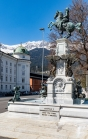 Leopoldsbrunnen, Innsbruck, Tirol, Austria