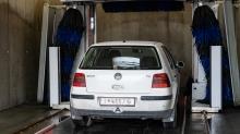 Autowaschanlage / Tankstelle, Aldrans, Tirol, Austria