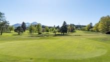 Golfclub Innsbruck-Igls, Lans, Tirol, Austria