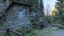 Teufelsmühle, Rinn, Tirol, Austria