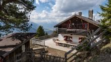 Hochmahd Alm, Patsch, Patscherkofel, Tirol, Austria