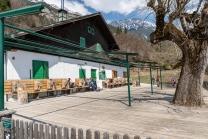 Arzler Alm, Nordkette, Innsbruck, Tirol, Austria