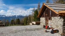 Lanser Alm, Lans, Patscherkofel, Tirol, Austria