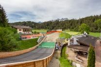 Toni-Geiger Sprunganlage / Natters, Tirol, Austria