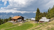 Sistranser Alm, Sistrans, Tirol, Austria