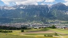 Aldrans, Innsbruck, Tirol, Austria / Nordkette