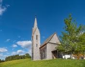 Kapelle in Windegg, Tulferberg, Tulfes, Tirol, Austria
