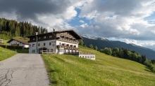 Pension, Gasthaus Windegg, Tulferberg, Tulfes, Tirol, Austria