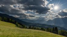 Windegg, Tulferberg, Tulfes, Inntal, Tirol, Austria