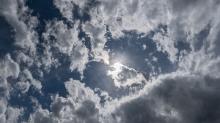 Himmel über Tirol, Austria / Wolken