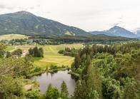 Seerosenweiher, Lans, Tirol, Austria