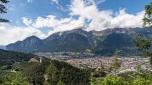 Bergisel Sprungschanze, Innsbruck, Tirol, Austria