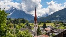 Vill, Innsbruck, Tirol, Austria