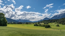 Viller Moor, Igls, Innsbruck, Tirol, Austria