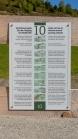 Verhaltensregeln für den Umgang mit Weidevieh / Patscherkofel, Tirol, Austria