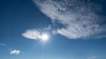 Föhnwolken, Sonne / Himmel über Tirol, Austria