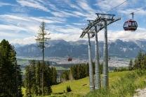 Patscherkofelbahn Mittelstation, Innsbruck, Tirol, Austria