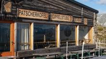 Patscherkofel Gipfelstube, Tirol, Austria