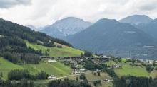 Brennerautobahn A 13, Wipptal, Tirol, Austria