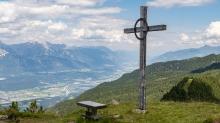 Lanser Kreuz, Patscherkofel, Tirol, Austria