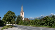 Pfarrkirche Rinn, Tirol, Austria